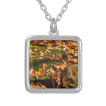 Rock in a Stream Personalized Necklace