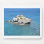 Rock in the Mediterranean Mouse Mat