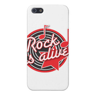 Rock is alive! iPhone SE/5/5s cover