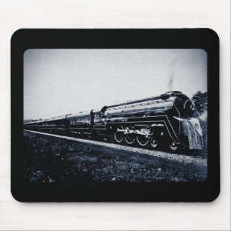 Rock Island Chicago to California Mouse Pad