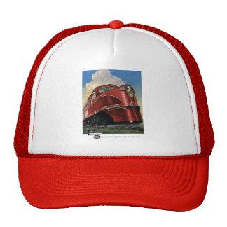 Rock Island Lines 1941 Alco Diesels Hats