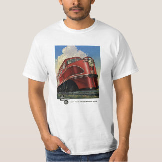 Rock Island Lines 1941 Alco Diesels T-shirts
