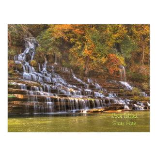 Rock Island State Park Postcard