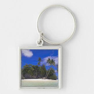 Rock Islands Palau Keychain