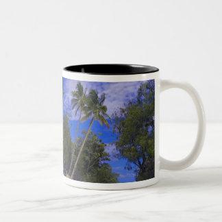 Rock Islands Palau Two-Tone Coffee Mug