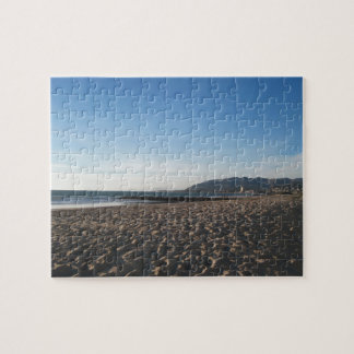 Rock Jetty on Ventura Beach Puzzle