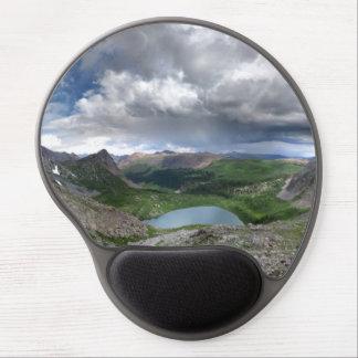 Rock Lake - Weminuche Wilderness - Colorado Gel Mouse Pad