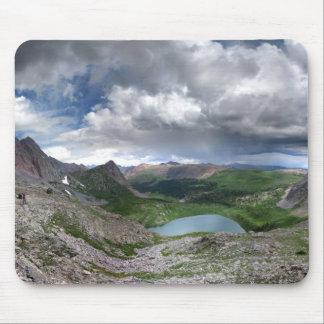 Rock Lake - Weminuche Wilderness - Colorado Mouse Pad