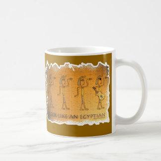 Rock Like an Egyptian Coffee Mug