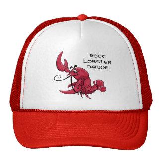 Rock Lobster Dance Hats