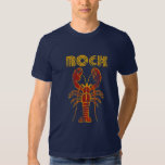 Rock Lobster distressed tee