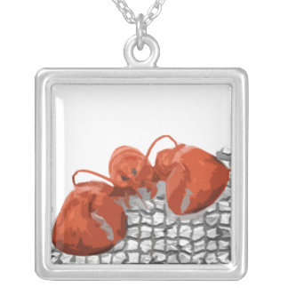 Rock Lobster Necklace