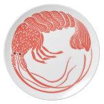 Rock Lobster Plate