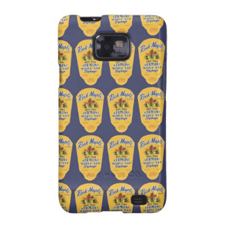 Rock Maple Syrup Samsung Galaxy SII Cases