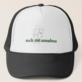 rock me trucker hat