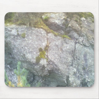Rock Mountain Mouse Pad