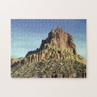 Rock Mountain Summit Jigsaw Puzzle