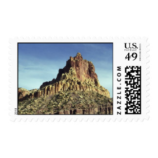 Rock Mountain Summit – Medium Postage