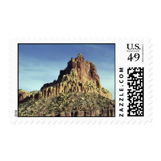Rock Mountain Summit – Medium Stamp