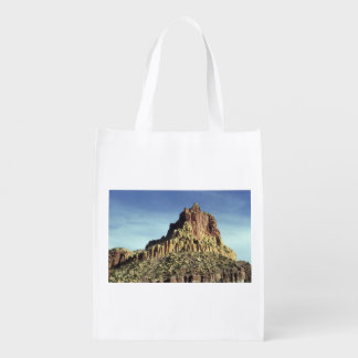 Rock Mountain Summit Reusable Grocery Bag