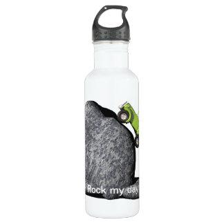 Rock my day water bottle
