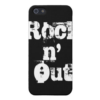 Rock n' Out iPhone SE/5/5s Cover