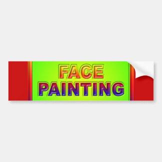 Rock N Rainbow 1 Bumper Sticker