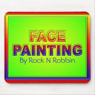 Rock N Rainbow 1 Mouse Pad