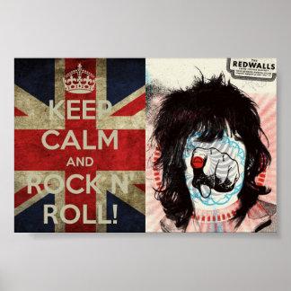 rock n' roll 2 in 1 poster