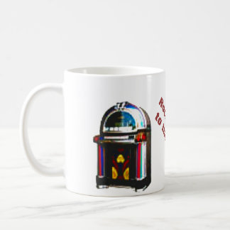 "Rock""n""Roll 50's Coffee Mug"