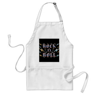 Rock-n-Roll Adult Apron