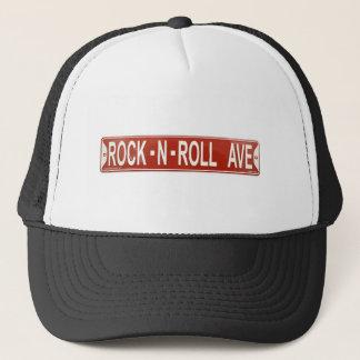 Rock N Roll Ave Trucker Hat