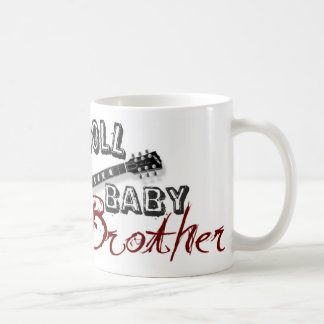 Rock-n-Roll Baby Brother Coffee Mug