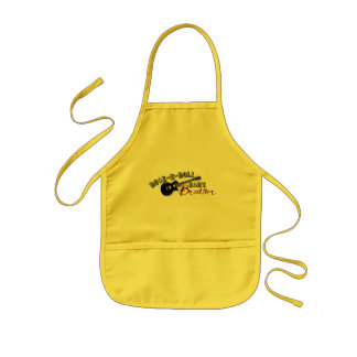 Rock-n-Roll Baby Brother Kids' Apron
