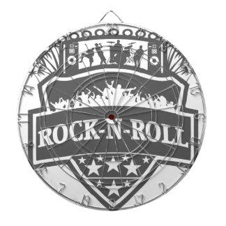 rock-n-roll Band Dart Board