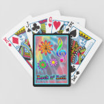 Rock n' Roll Bicycle Poker Cards