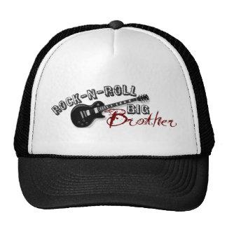 Rock-n-Roll Big Brother Trucker Hat