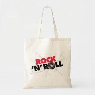 Rock 'N' Roll! - Budget Tote Budget Tote Bag
