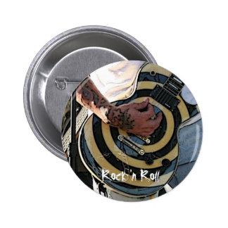 Rock 'n Roll Button