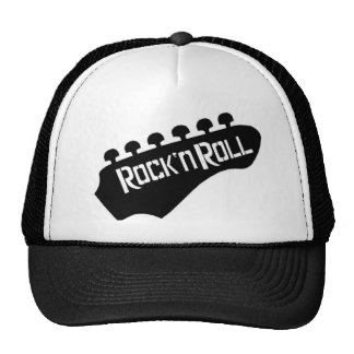 Rock 'n' Roll cap Trucker Hat