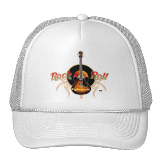 Rock n Roll Cap Trucker Hat