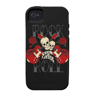 Rock n Roll Case-Mate iPhone 4 Cases
