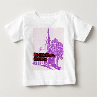Rock n Roll Church-3 Baby T-Shirt