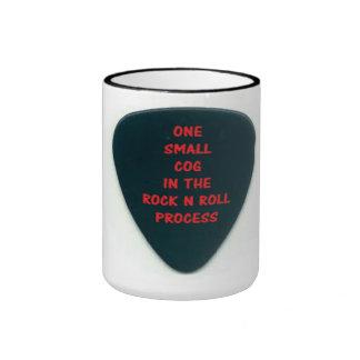 Rock n roll cog ringer mug