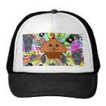 Rock N Roll Cupcake Trucker Hat