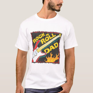 Rock n Roll Dad T-Shirt