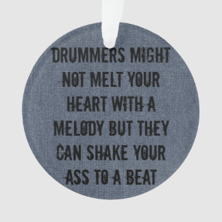 ROCK N ROLL DRUMMER QUOTE