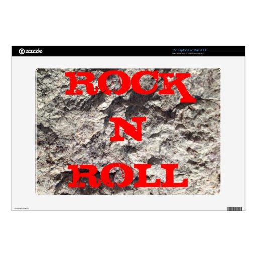 ROCK N ROLL ELECTRONIC SKIN SKINS FOR LAPTOPS