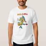 Rock-N-Roll Fish Tshirt