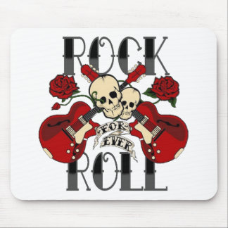 Rock n Roll Forever Mousepad